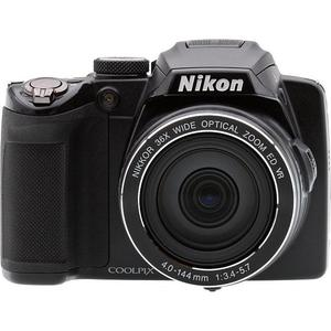 Bridge - Nikon Coolpix P500 - Schwarz
