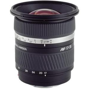 Lens Konica Minolta Alpha AF 17-35 mm f/2.8-4D
