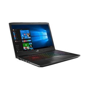 "Asus Rog STRIX-GL703GE-GC053 17"" Core i5 2,3 GHz - SSD 128 GB + HDD 1 TB - 8GB - NVIDIA GeForce GTX 1050 Ti AZERTY - Frans"
