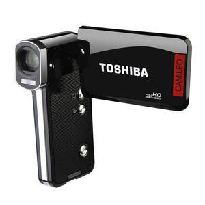 Pocket-Camcorder Toshiba Camileo P100 - Schwarz