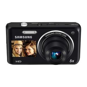 Kompaktikamera  DV90 - Musta + Objektiivi  Zoom Lens 26-130mm f/3.3-5.9