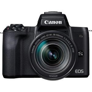 Hybride - Canon EOS M50 Noir + 18-150mm