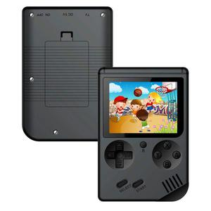 Gameconsole Ikawa Motion 8GB + 30 Games - Zwart