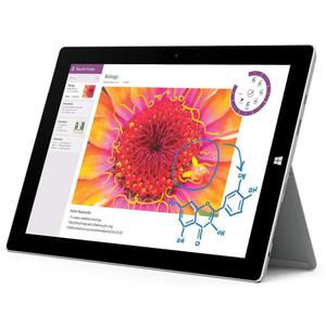 "Microsoft Surface 3 10"" Atom x7 1,6 GHz - HDD 32 Go - 2 Go"