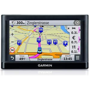 Navegador GPS Garmin NUVI 55 LMT CE