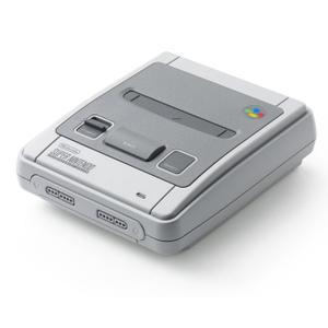 Console Nintendo Super Nintendo + 2 Manettes - Gris