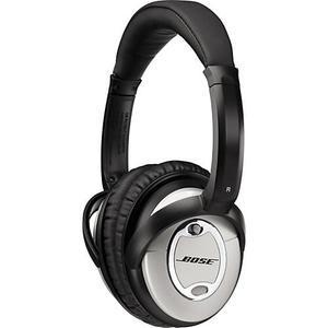 Bose QuietComfort 15 Kuulokkeet Melunvaimennus Mikrofonilla - Musta/Harmaa
