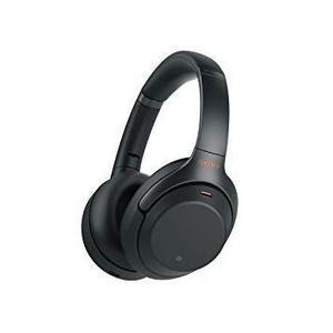Cascos Reducción de ruido   Bluetooth  Micrófono Sony WH-1000XM3 - Negro
