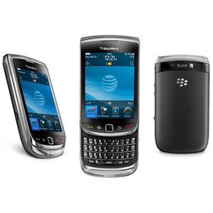 Blackberry Torch 9810 - Schwarz- Ohne Vertrag