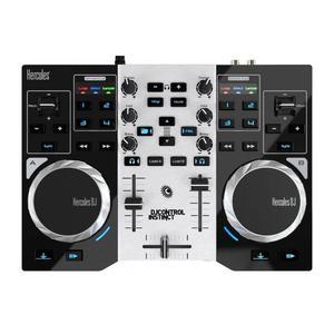 DJ Controller Hercules DJControl Instinct S Series - Zwart/Zilver