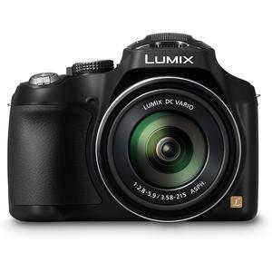 Kompakt Bridge Kamera Panasonic Lumix DMC-FZ72 - Schwarz