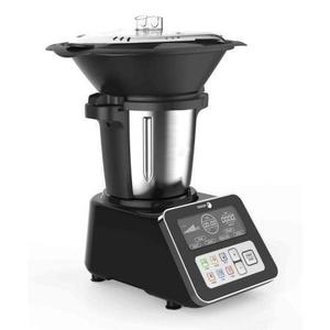 Procesador de alimentos multifunción Fagor FG1500 Grand Chef - Negro/Gris