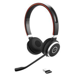 Casque Bluetooth avec Micro Jabra Evolve 65 - Noir