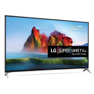 SMART Fernseher LG LCD Ultra HD 4K 124 cm 49SJ810V