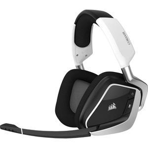 Kopfhörer Rauschunterdrückung Gaming mit Mikrophon Corsair VOID Pro RGB - Weiß
