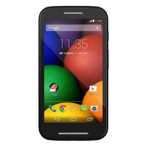 Motorola Moto E - Noir- Débloqué