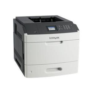 Mustavalkolasertulostin Lexmark MS811DN