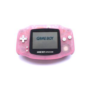 Console Nintendo Game Boy Advance - Rose transparente