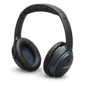Hoofdtelefoon Ruisonderdrukking Bluetooth met Microfoon Bose SoundLink 2 AE - Zwart