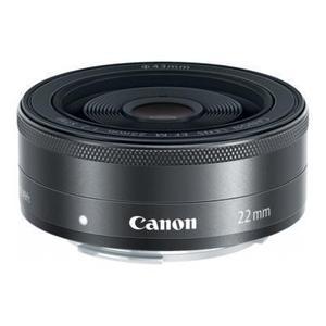 Objektiv Canon EF-M 22mm f/2 STM - Schwarz