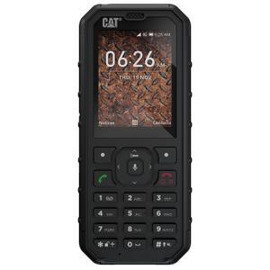 Caterpillar CAT B35 4 GB (Dual Sim) - Black - Unlocked