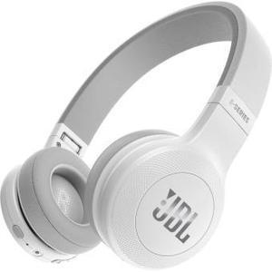 Kopfhörer Bluetooth mit Mikrophon Jbl E45BT - Weiß