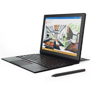 Lenovo ThinkPad X1 12-inch Core m5-6Y54 - SSD 256 GB - 8GB QWERTY - Inglês (EUA)