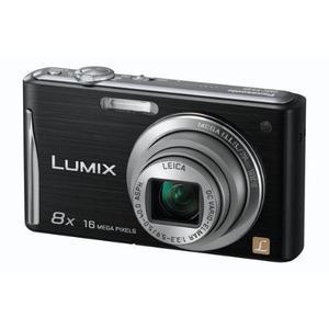 Kompakt - Panasonic Lumix DMC-FS35 - Schwarz