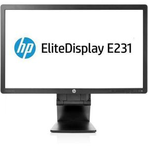 "Monitor 23"" LCD FHD HP EliteDisplay E231"