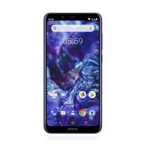 Nokia 5.1 Plus 32 Go Dual Sim - Bleu - Débloqué