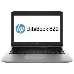 """HP EliteBook 820 G2 12"""" Core i5 2,3 GHz  - HDD 500 GB - 4GB AZERTY - Frans"""