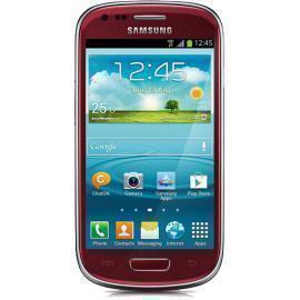 Galaxy S3 Mini 8 Go   - Rouge - Débloqué