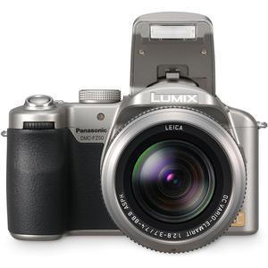 Bridge - Panasonic Lumix DMC-FZ50 - Gris
