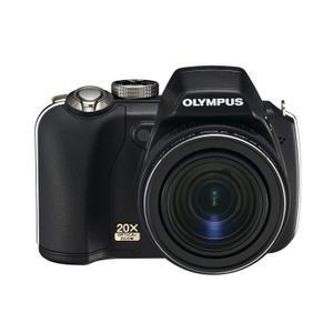 Fotocamera Bridge Olympus SP-565 UZ - Nero + Obiettivo Olympus Optical Zoom 26-520 mm f/2.8-4.5