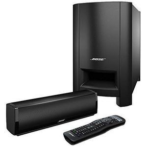 Barra de sonido Bose CineMate 15 - Negro