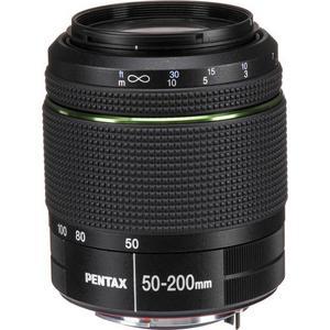 Lens Pentax KAF SMC Pentax DA 50-200 mm f/4-5.6 ED WR