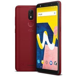Wiko View Lite 16 Gb Dual Sim - Rot - Ohne Vertrag