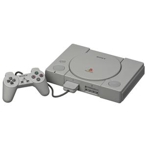 Consola Sony Playstation 1 - SCPH 7002 - Gris