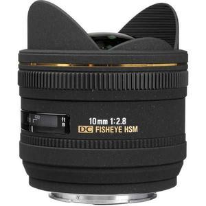 Obiettivo Fisheye Sigma 10mm F2.8 EX DC HSM