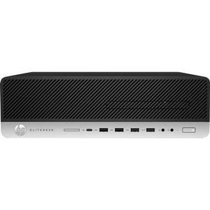 Hp EliteDesk 800 G3 SFF Core i5 3,2 GHz - SSD 480 Go RAM 8 Go