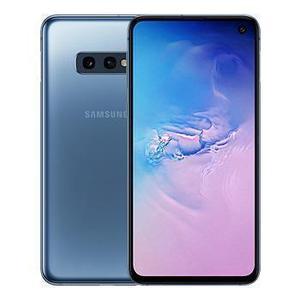 Galaxy S10e 128 Gb Dual Sim - Blau - Ohne Vertrag