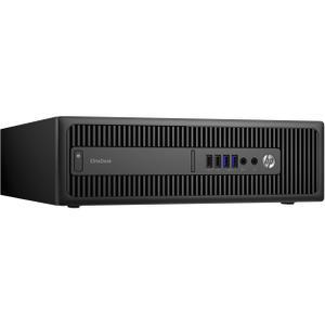 Hp EliteDesk 800 G2 SFF Core i5 3,2 GHz - SSD 240 Go RAM 16 Go