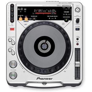 CD-Platine Pioneer CDJ-800MK2 - Grau