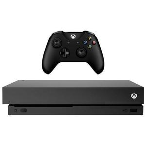 Console Microsoft Xbox One X 1To Shadow of the Tomb Raider + 1 manette - Noir