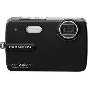 Kompakt - Olympus µ-550 WP - Schwarz