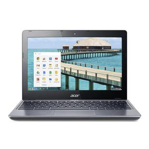 Acer Chromebook C720 Celeron 1,4 GHz - SSD 16 GB - 2 GB QWERTY - Englisch (US)