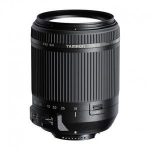 Lens Tamron F 18-200mm f/3.5-6.3 Di II VC voor Nikon - Zwart