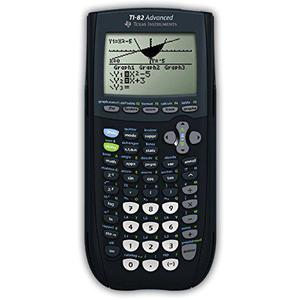Calculatrice Texas Instruments TI 82 Advanced