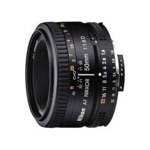 Objectif Nikon AF Nikkor 50MM F / 1.8D