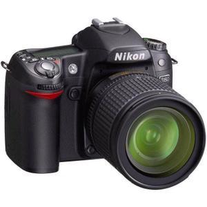 Nikon D80 Reflex 10 - Black